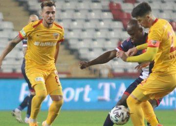 Süper Lig'in 13. haftasında FT Antalyaspor, sahasında karşılaştığı Kayserispor'u 2-0 mağlup etti.