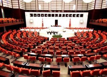 Türkiye Büyük Millet Meclisi'nde (TBMM) 'namussuz' tartışması yaşandı.