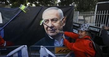 Netanyahu yeniden hakim karşısında